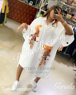 Fashion Ladies Quality Flare Dress | Clothing for sale in Lagos State, Ikeja