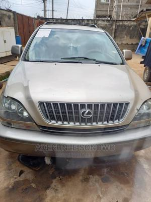 Lexus RX 2000 Gold   Cars for sale in Lagos State, Oshodi