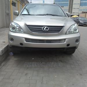 Lexus RX 2006 400h AWD Gray | Cars for sale in Lagos State, Surulere