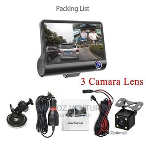 3 in 1 Car DVR Video Recorder   Vehicle Parts & Accessories for sale in Lagos State, Ikeja