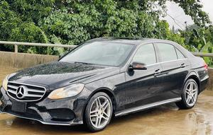 Mercedes-Benz E350 2015 Black | Cars for sale in Abuja (FCT) State, Kado