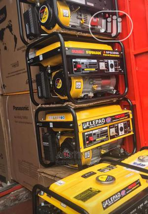 Brand New 1800 ELEPAQ Generator, % Full Copper Coil,Yellow | Electrical Equipment for sale in Lagos State, Ojo