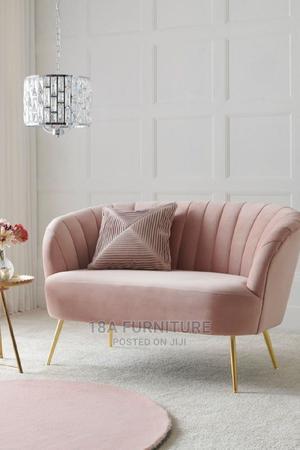 Sofa Fabrics Chair 2 Seaters | Furniture for sale in Osun State, Ilesa