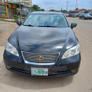 Lexus ES 2008 350 Black | Cars for sale in Lagos State, Alimosho