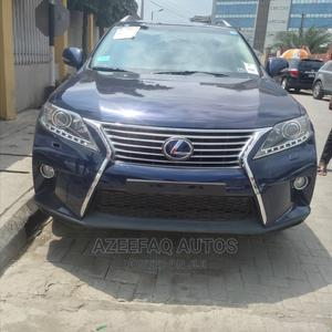 Lexus RX 2015 350 AWD Blue   Cars for sale in Lagos State, Surulere
