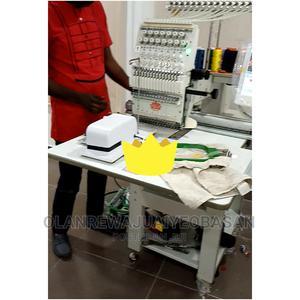 Two Lion BRAND One Head Monogram Machine   Manufacturing Equipment for sale in Lagos State, Lagos Island (Eko)