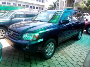 Toyota Highlander 2004 Blue | Cars for sale in Kaduna State, Kaduna / Kaduna State