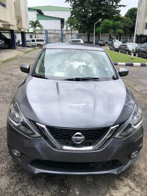 Nissan Sentra 2018 SL Gray | Cars for sale in Lagos State, Victoria Island