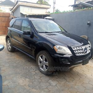 Mercedes-Benz M Class 2011 Black   Cars for sale in Lagos State, Alimosho
