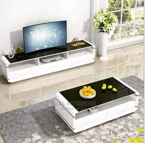 TV Stand and Center Table Quality | Furniture for sale in Lagos State, Ojo