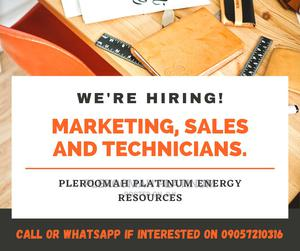 Marketer wanted   Advertising & Marketing Jobs for sale in Rivers State, Port-Harcourt