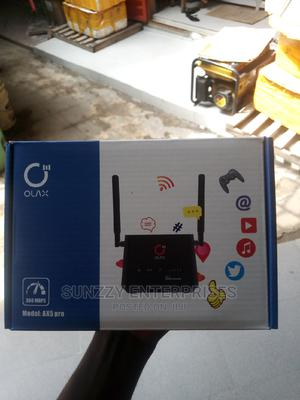 Olax 4g Universal Sim Router 300mbps 4 Ports   Networking Products for sale in Lagos State, Ikeja