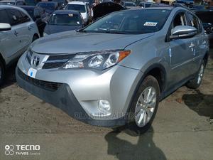 Toyota RAV4 2014 Silver   Cars for sale in Lagos State, Apapa