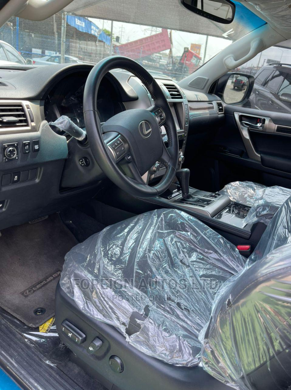 Lexus GX 2017 Silver | Cars for sale in Lekki, Lagos State, Nigeria