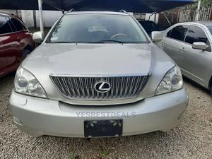 Lexus RX 2005 330 Silver | Cars for sale in Abuja (FCT) State, Garki 2