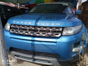 Land Rover Range Rover Evoque 2014 Blue | Cars for sale in Lagos State, Apapa