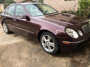 Mercedes-Benz E350 2007 Beige | Cars for sale in Abuja (FCT) State, Garki 1