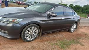 Honda Accord 2013 Gray   Cars for sale in Abuja (FCT) State, Lugbe District