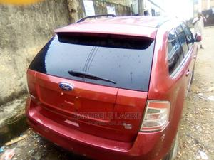 Ford Edge 2008 Red | Cars for sale in Oyo State, Egbeda