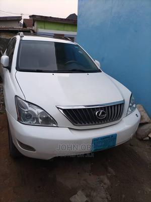 Lexus RX 2008 350 White | Cars for sale in Lagos State, Gbagada