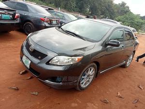 Toyota Corolla 2009 Gray   Cars for sale in Ogun State, Sagamu
