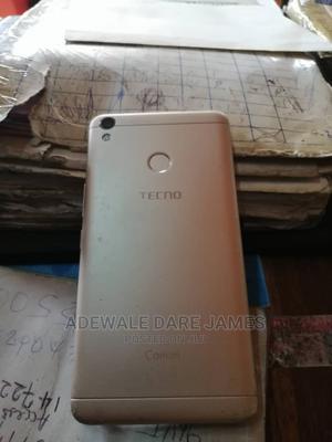 Tecno Camon CX Air 16 GB Gold   Mobile Phones for sale in Kwara State, Asa