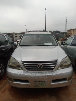 Lexus GX 2004 470 Silver | Cars for sale in Lagos State, Maryland