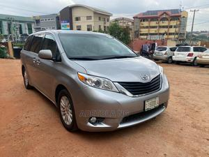 Toyota Sienna 2012 XLE 7 Passenger Mobility Blue | Cars for sale in Lagos State, Ikeja