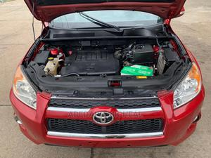 Toyota RAV4 2011 3.5 Limited 4x4 Red | Cars for sale in Lagos State, Ifako-Ijaiye