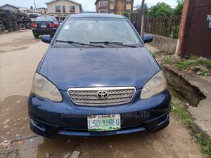 Toyota Corolla 2007 S Blue | Cars for sale in Lagos State, Isolo