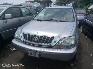 Lexus RX 2003 300 4WD Silver | Cars for sale in Lagos State, Amuwo-Odofin