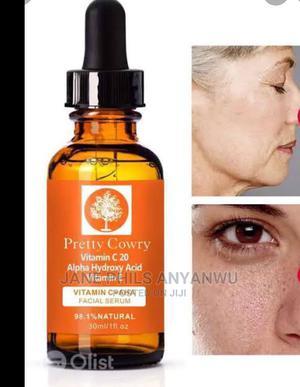Pretty Cowry Vitamin C Facial Serum (5 Pieces Upward #1,500)   Skin Care for sale in Lagos State, Amuwo-Odofin
