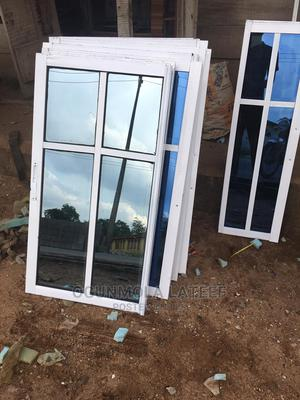 Finely Sliding Window and Net | Windows for sale in Oyo State, Ibadan