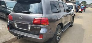 Lexus LX 2012 570 Gray | Cars for sale in Lagos State, Surulere