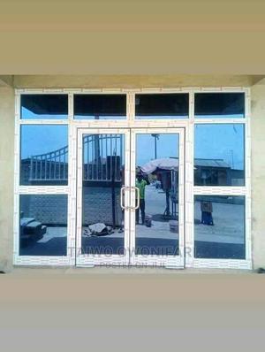 Aluminum Swing Door   Home Appliances for sale in Kwara State, Ilorin West