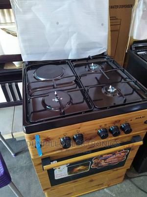 MAXI 4 Burner Gas Cooker | Kitchen Appliances for sale in Lagos State, Amuwo-Odofin
