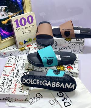 Dolce and Gabbana Slides   Shoes for sale in Lagos State, Apapa