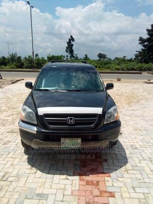 Honda Pilot 2004 Black | Cars for sale in Rivers State, Port-Harcourt