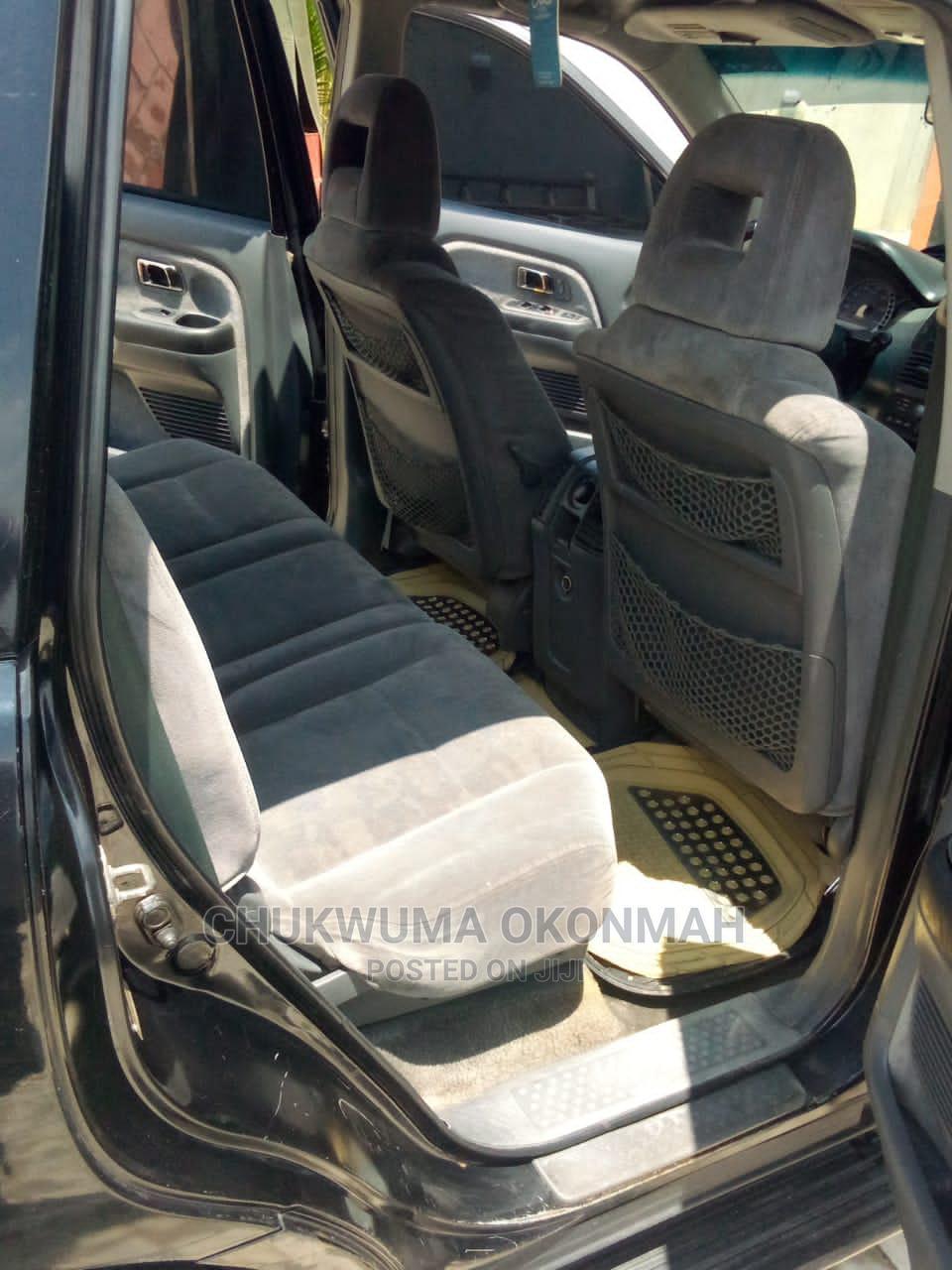 Honda Pilot 2004 Black   Cars for sale in Port-Harcourt, Rivers State, Nigeria