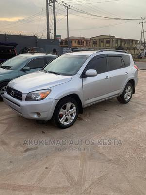 Toyota RAV4 2012 2.5 4x4 Silver | Cars for sale in Lagos State, Ikeja