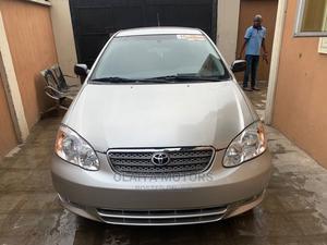 Toyota Corolla 2004 LE Silver   Cars for sale in Lagos State, Oshodi