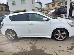 Pontiac Vibe 2009 1.8L White | Cars for sale in Lagos State, Oshodi