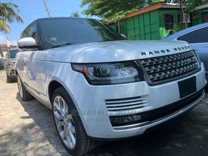 Land Rover Range Rover Vogue 2013 White | Cars for sale in Lagos State, Ajah