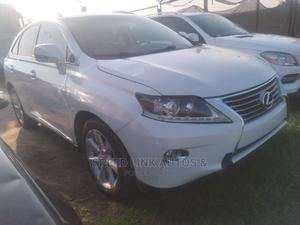 Lexus RX 2012 350 AWD White | Cars for sale in Lagos State, Ajah
