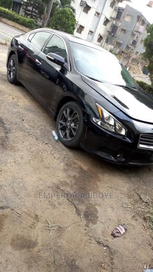 Nissan Maxima 2012 Black | Cars for sale in Lagos State, Ikeja