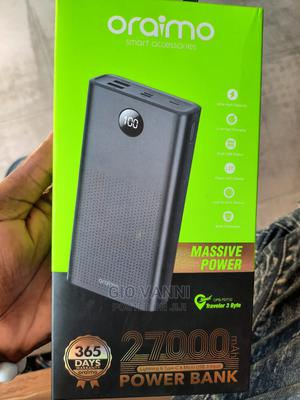 Oraimo 27000 Mah Power Bank | Accessories for Mobile Phones & Tablets for sale in Lagos State, Ikeja