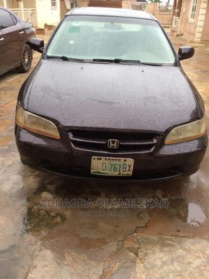 Honda Accord 2002 EX Black | Cars for sale in Kwara State, Ilorin West