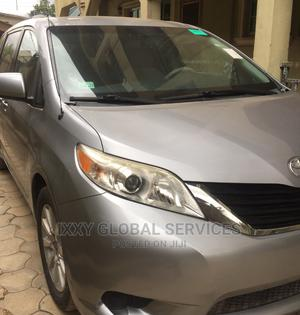 Toyota Sienna 2012 Limited 7 Passenger Silver | Cars for sale in Lagos State, Isolo