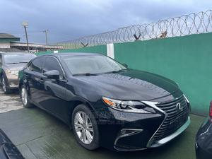 Lexus ES 2014 350 FWD Black | Cars for sale in Lagos State, Ogba