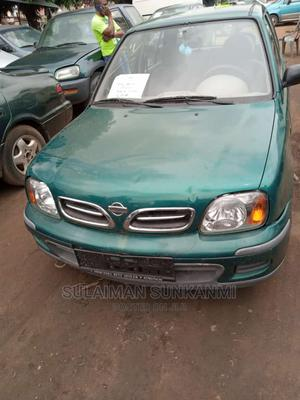 Nissan Micra 1998 Green | Cars for sale in Lagos State, Alimosho
